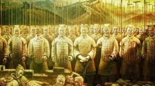 秦朝皇帝列表及简介