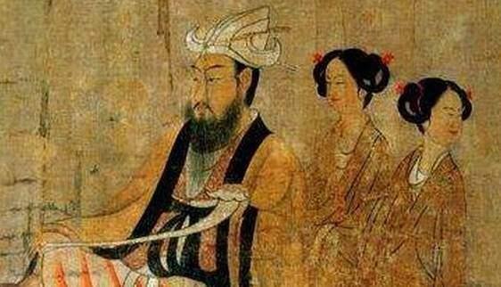 隋朝皇帝列表及简介