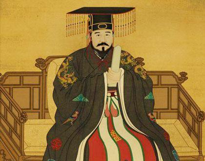 西汉皇帝列表及简介