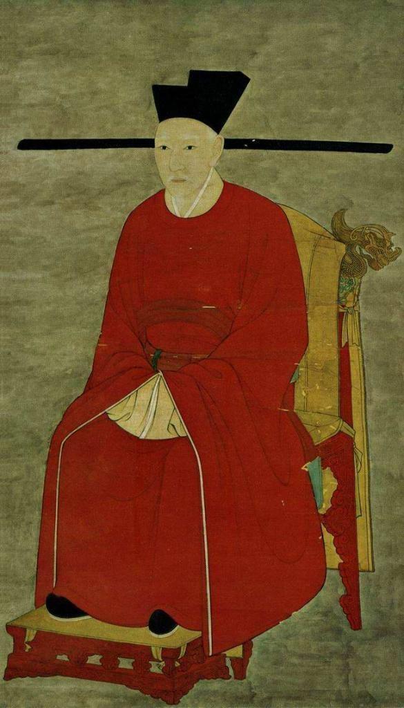 南宋名符其实的中兴之将,为逃脱皇上的谋杀,举四个手指进宫