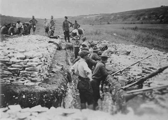 美国是如何借着第一次世界大战迅速成为富裕强国的?