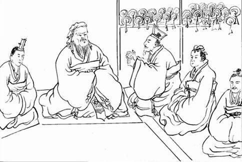 座席上的老规矩:为什么贵客要坐西边?