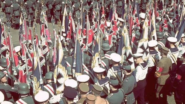 二战期间,希特勒说过最霸气的话,每一句都煽动人心