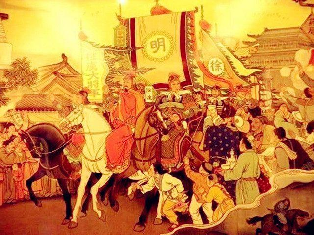 他是朱元璋的外甥,也是朱元璋至亲中唯一有学识的人