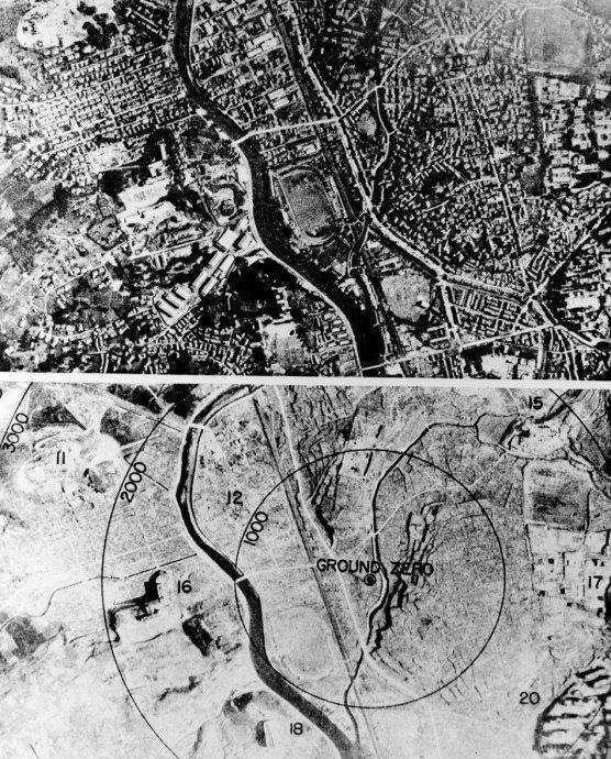 二战时,美国为什么最终决定对日本投下两枚原子弹?