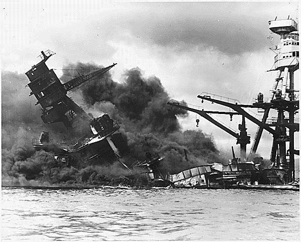 二战时,日本偷袭珍珠港,是作死还是被逼无奈?