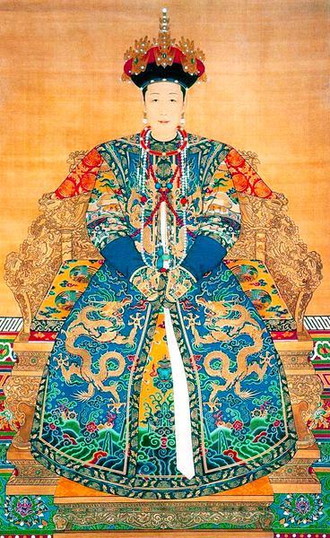 清朝皇后列表